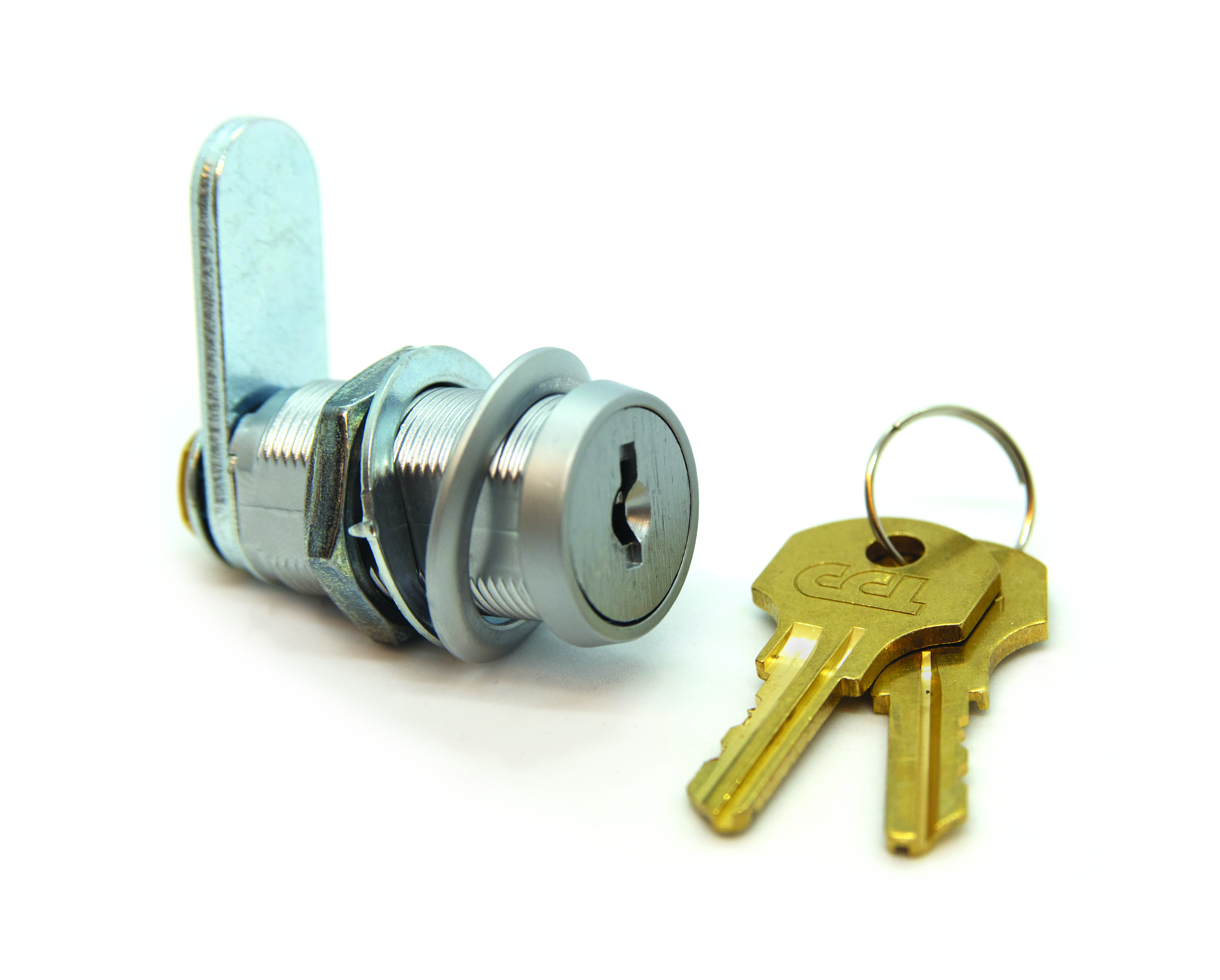 157 Series Single-Bitted Cam Lock 02660