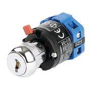 Indoor 10 amp Key Switch Lock V3171CA4