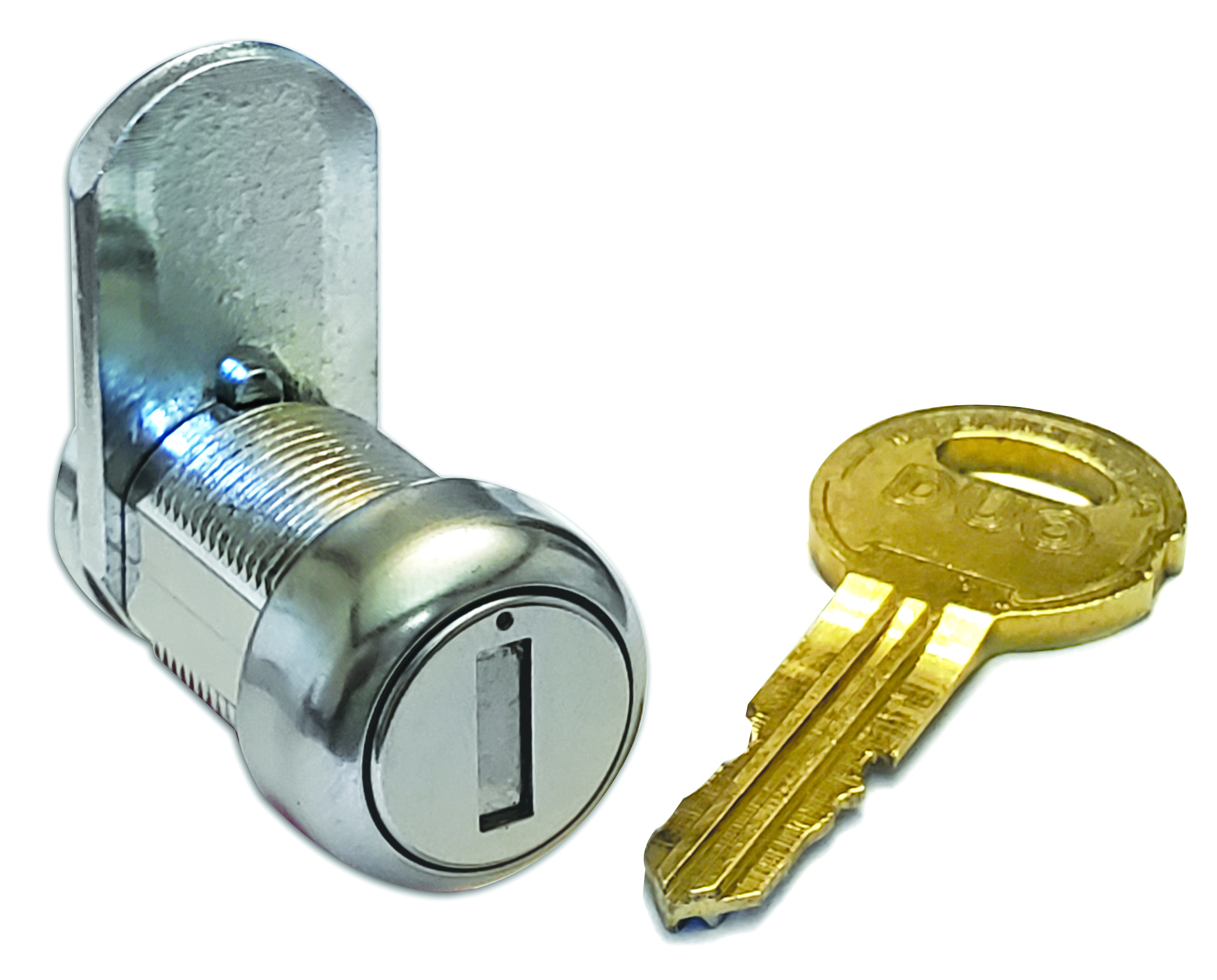 IP66 Rated, 643 Duo Series Fourteen tumbler, weather resistant cam lock 64361
