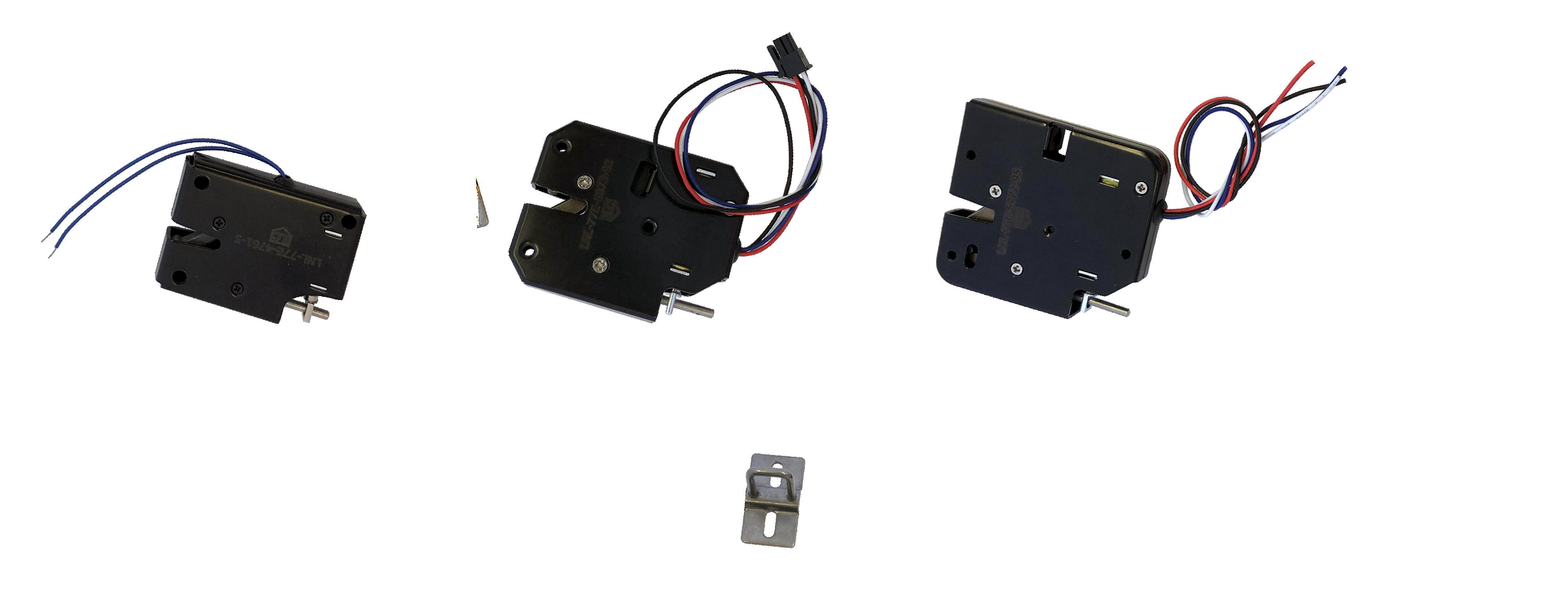 Electronic Rotary Latch System, Medium - LNL-77E-5873-93