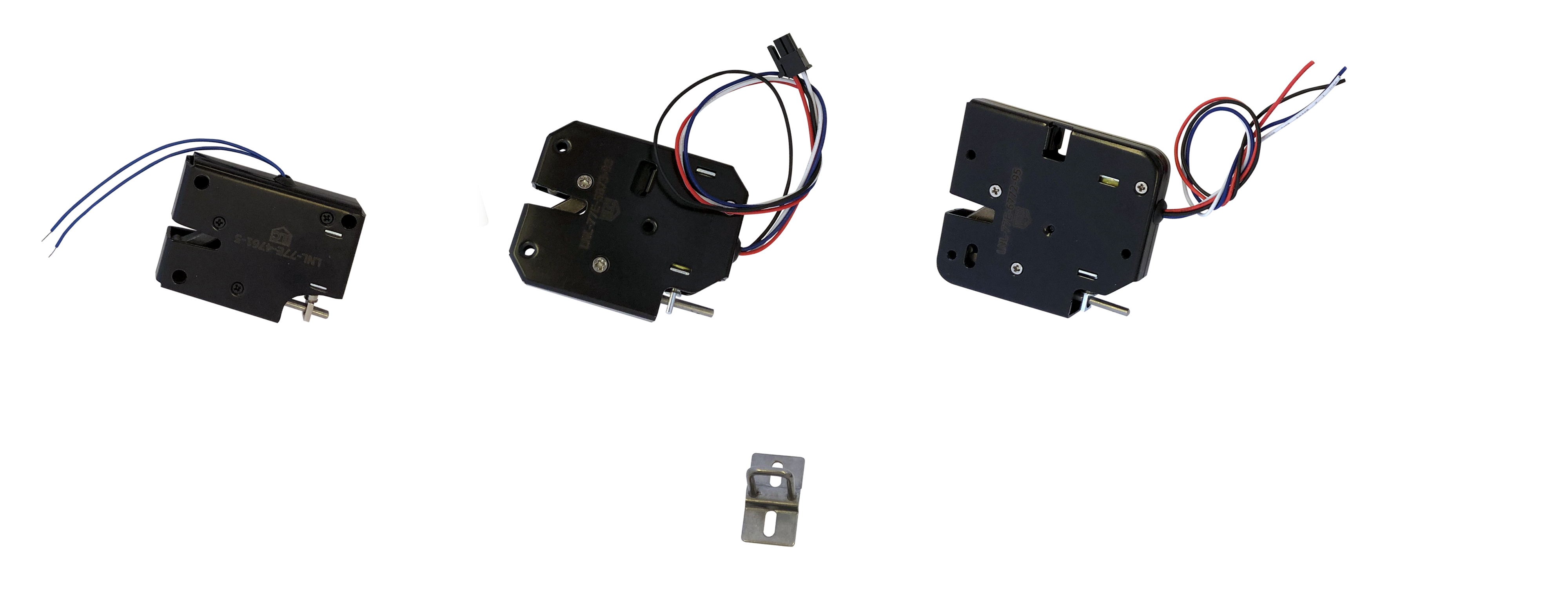 Electronic Rotary Latch System, Compact - LNL-77E-4761-3